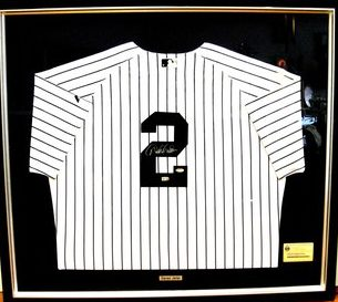 sports jersey framing store