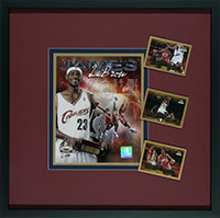 lebron-james-memorabilia-framed